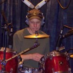 Pat Fitzgerald - drums throughout the album.  Also my engineer, co-producer, encourager and friend. I am so lucky to have worked with him on 3 albums.